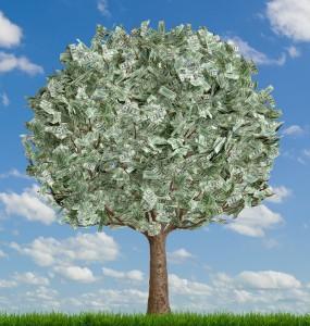 Усиление Денежного дерева