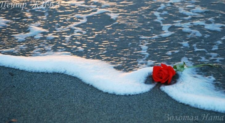 Любовь и море.