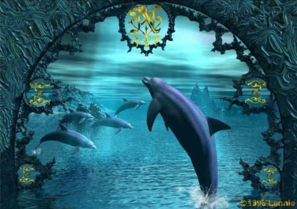 Трилогия дельфинов