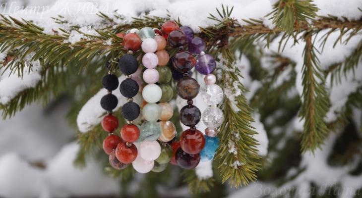 Натуральные камни для счастья и ума