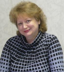 Лариса Алексеевна Ломоносова.2