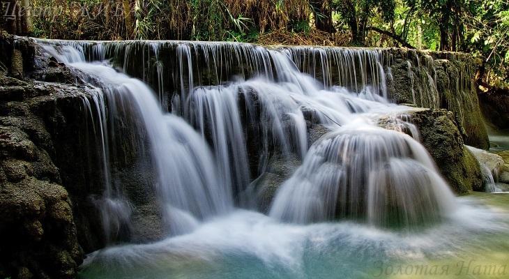 Селина Плейс. Мир Водопадов.
