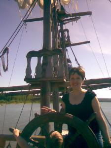 Марина Пономарева. Озеро Зюраткуль