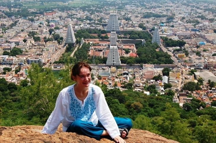 Татьяна Рубашкина. Индия. 5 храмов.