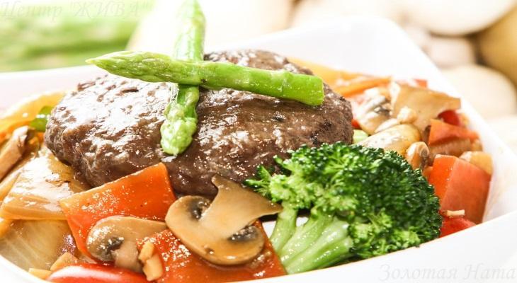 Как связаны цвет пищи и ваше здоровье?
