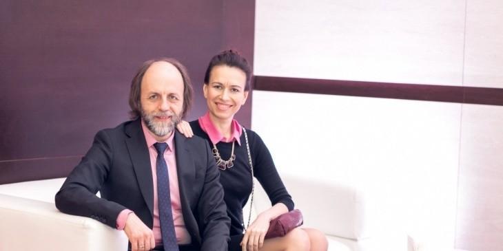 Александр и Ирина Юрановы