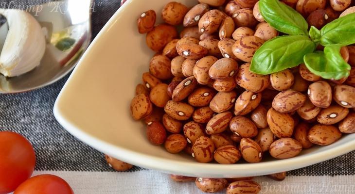 5 продуктов для ускорения метаболизма. Красная фасоль
