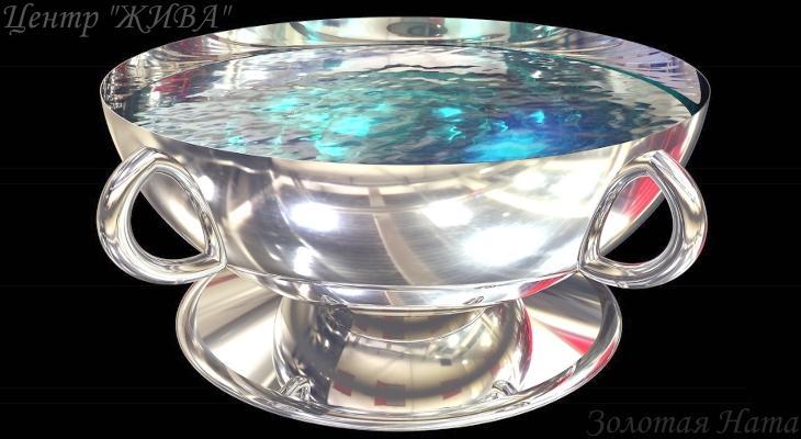 Серебряные энергии для обеззараживания тела и Души