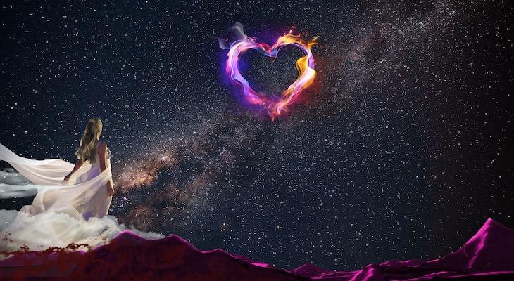 Целительный сеанс с энергией Благословение Изобилия Вселенной